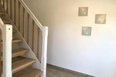 Eingangsbreich mit Treppenaufgang